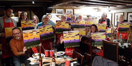 Purple Daze Brush Party - Gloucester