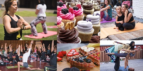 Kingston Yoga and Vegan Festival tickets
