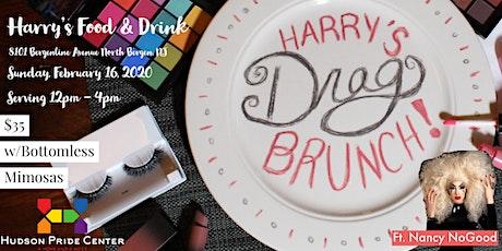 HARRY'S BOOZY VALENTINE'S DRAG BRUNCH tickets