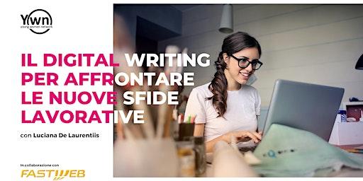 Digital Writing per affrontare le nuove sfide lavorative EVENTO ANNULLATO