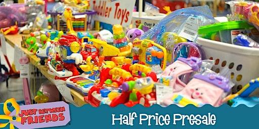 JBF Eastern Fairfax MEGA Kids' Consignment Sale  - HALF PRICE PRESALE