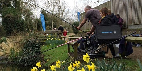 Spring into Fishing South West - Exminster tickets