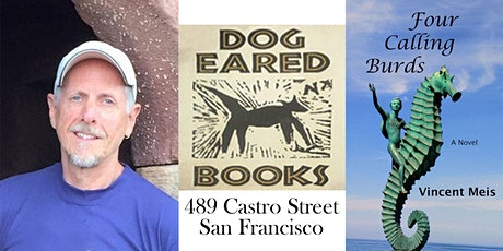 Vincent Meis Reads at Dog Eared Books Castro tickets