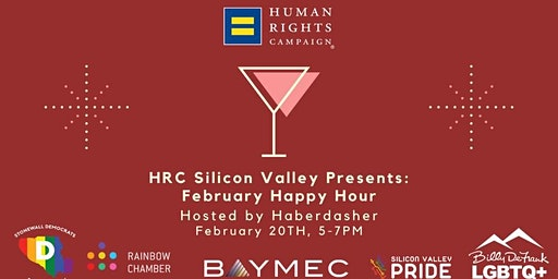 HRC Silicon Valley February Happy Hour
