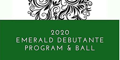 2020 Emerald Debutante Ball