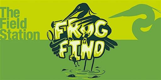 Field Station Frog Find