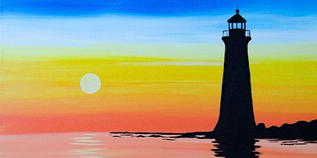 Paint and Sip - Lighthouse tickets