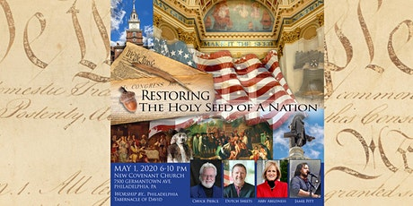 Restoring the Holy Seed of a Nation tickets