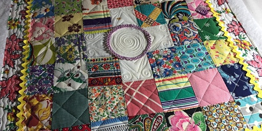 Quilting Vintage on your Domestic Machine