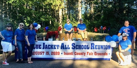 Cambridge-Isanti Blue Jacket All School Reunion 2021 tickets