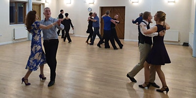 Sunday dances @ st Andrew's hall