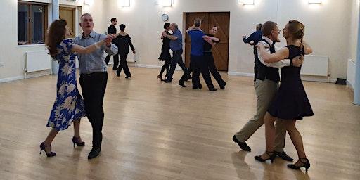 Sunday dances @ st Andrew's hall