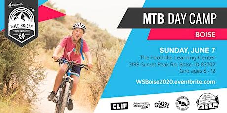 ID Wild Skills MTB Day Camp: Boise tickets