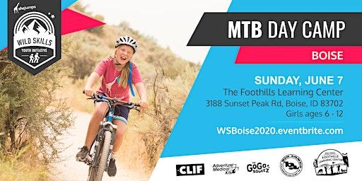 ID Wild Skills MTB Day Camp: Boise