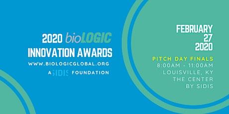 2020 bioLOGIC Innovation Awards—Pitch Day Finals tickets