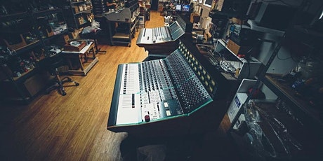 FREE Members Only Tour (Female Identifying) - Rupert Neve Designs tickets