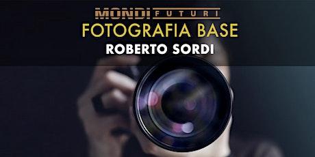 Workshop Fotografia 1 - Roberto Sordi biglietti