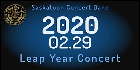Saskatoon Concert Band Feb2020 tickets