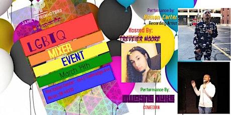 LGBTQ MIXER EVENT tickets