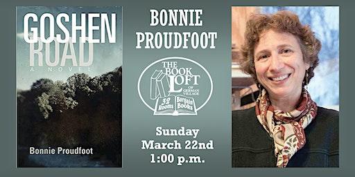 Bonnie Proudfoot - Goshen Road