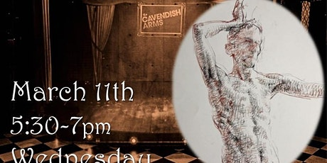 Drink & Draw with James tickets