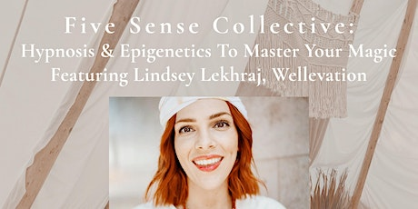 Hypnosis & Epigenetics To Master Your Magic tickets
