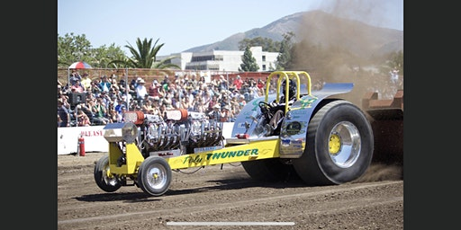 2020 Poly Royal Tractor Pull