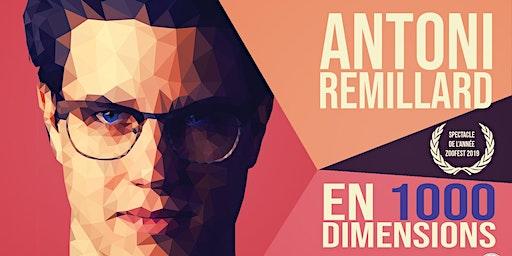Antoni Remillard Humoriste