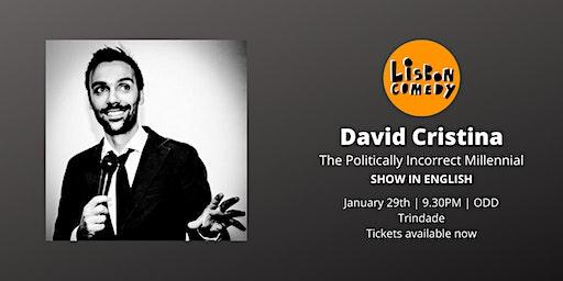 English Comedy - David Cristina