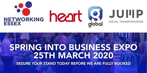 Spring into Business Expo 25th March 10.30am-15.30pm
