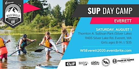 WA Wild Skills SUP Day Camp: Everett tickets