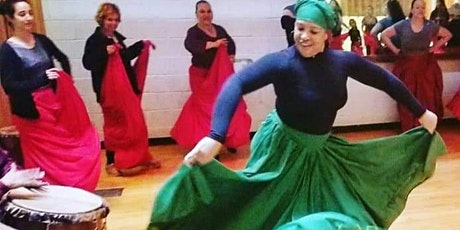 BOMBA DANCE & DRUM CLASS for ADULTS tickets
