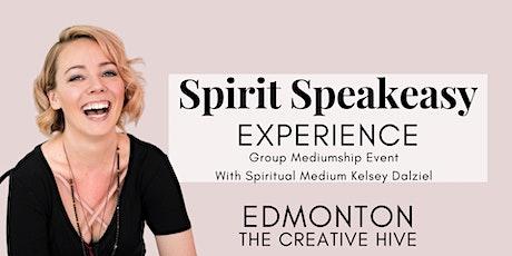 The Spirit Speakeasy Experience tickets