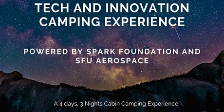 Spring Tech and innovation camp tickets