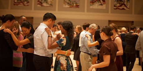 Valentine's Dance Soiree at the French Embassy with Viennese Waltz, Swing, and Salsa Lessons tickets