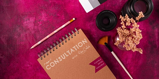 Food Photography and Styling Consultation with Reka Csulak