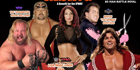 IPWHF BENEFIT WRESTLING SHOW tickets