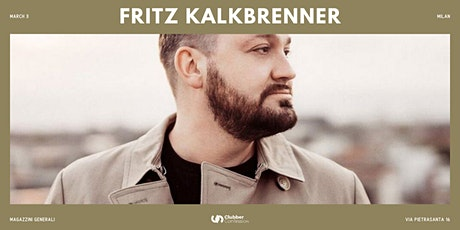 Fritz Kalkbrenner • True Colors Tour | Milano tickets