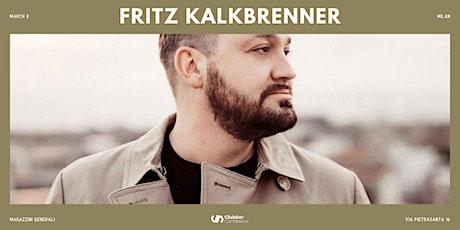 Fritz Kalkbrenner • True Colors Tour | Milano biglietti