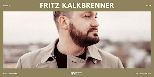 Fritz Kalkbrenner • True Colors Tour | Milano