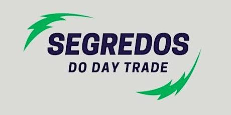 Segredos do Day Trade ingressos