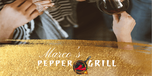 Pre-Grand Opening for Marco's Pepper Grill