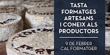 Tasta formatges i històries reals de proximitat (Cal Formatger, Girona) tickets