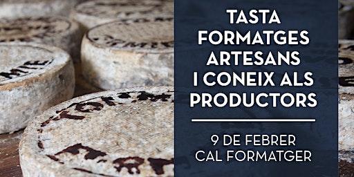 Tasta formatges i històries reals de proximitat (Cal Formatger, Girona)