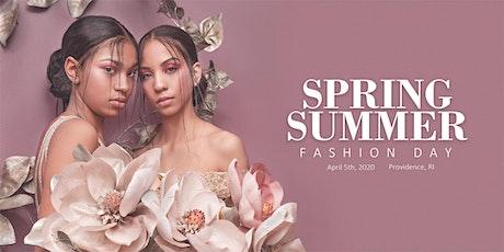 Spring Summer Fashion Day tickets