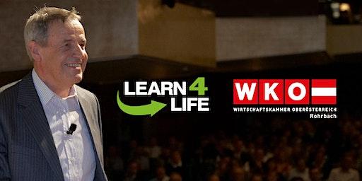 Leadership –Die naturkonforme Strategie mit TOP-Speaker Karl Pilsl