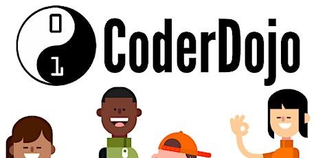 Coder Dojo - April tickets