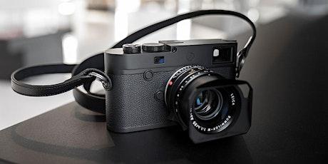 60 Minuti con Leica M10 Monochrom - Leica Store Roma biglietti