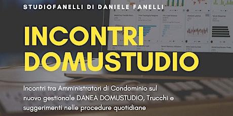 Incontro tra Amministratori di Condominio Domustudio ROMA biglietti