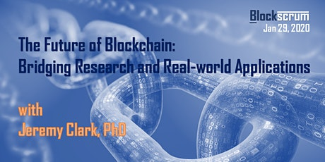 The Future of Blockchain: Bridging Research and Real-world Applications tickets